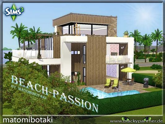 Sims 3 residential, lot, building