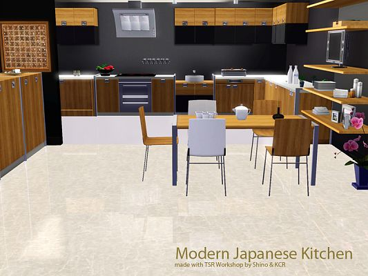 Sims 3 kitchen, furniture, decorative, objects
