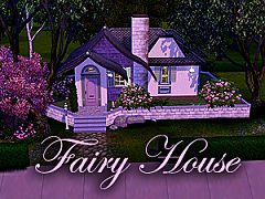 Sims 3 house, lot, architecture, build, home, fairy