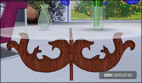 Sims 3 coffee table, buy