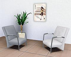 Sims 3 chair, armchair, lounger, furniture