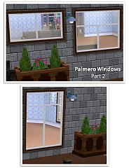 Sims 3 build, windows, house