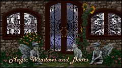 Sims 3 windows, doors, build, objects