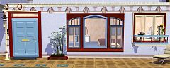 Sims 3 build, objects, doors, windows