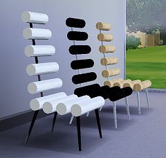 Sims 3 chair, furnishing, decor