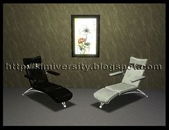 Sims 3 furnishing, lounge, chair